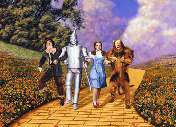6 life lessons the 'Wizard of Oz' taught us all
