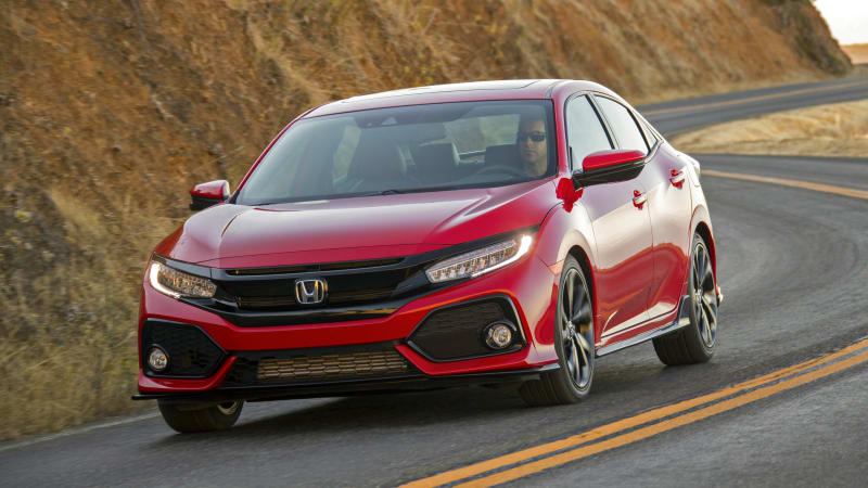 Hidden gem | 2017 Honda Civic Sport Hatchback Quick Spin ...