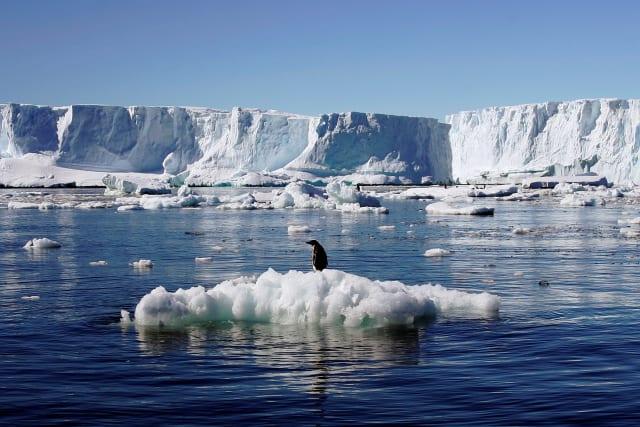 En la Antártida vuelve a registrarse una temperatura infernal