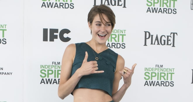 shailene woodley twilight