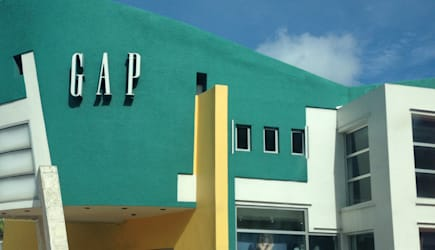 Gap Art Decó store (Miami Beach)