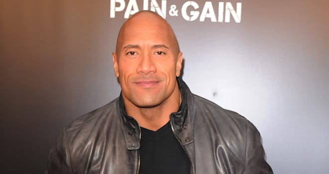 dwayne the rock johnson top grossing movie star 2013