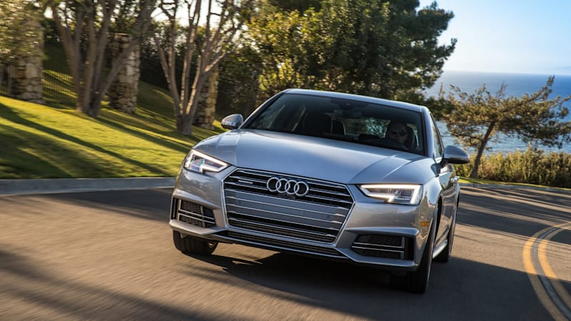 Audi joins the car-sharing party with Shared Fleet
