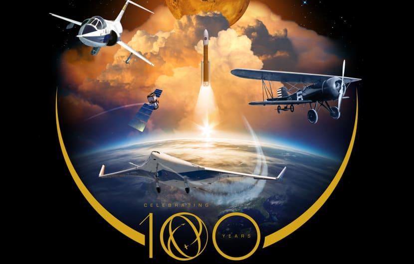 William Shatner erzählt NASA Langleys 100-jährige Geschichte