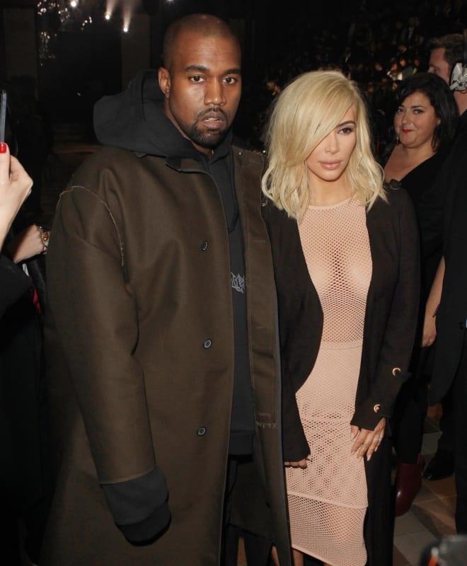 kim kardashian new look