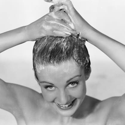 Apparently we've all been washing our hair incorrectly