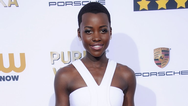 Your new beauty icon: Lupita Nyong'o