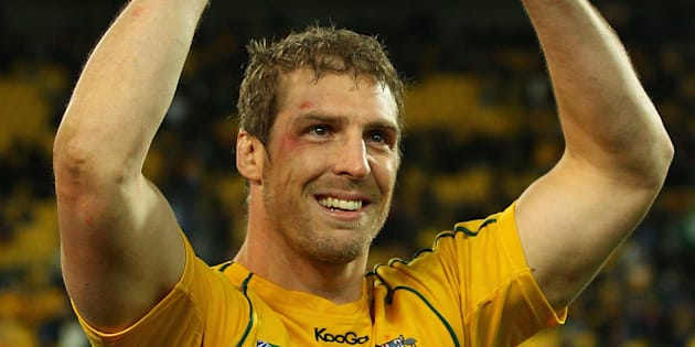 Former Wallabies star Dan Vickerman is dead at 37