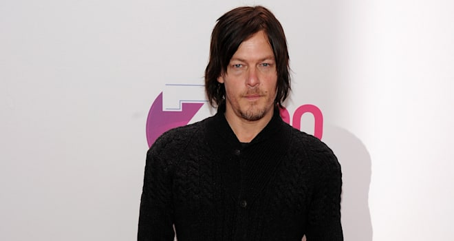 norman reedus air