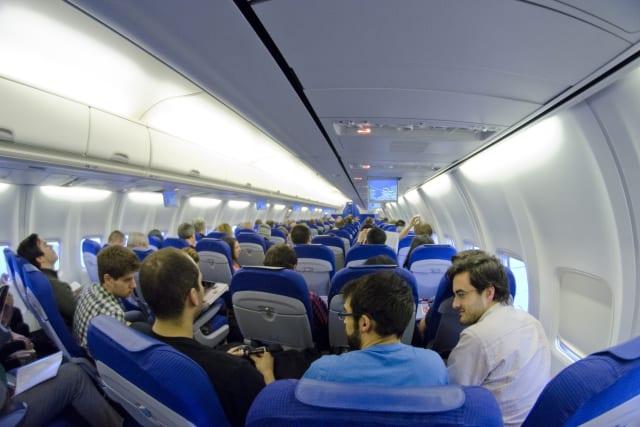 Así te engañan para que creas que tu avión es más grande