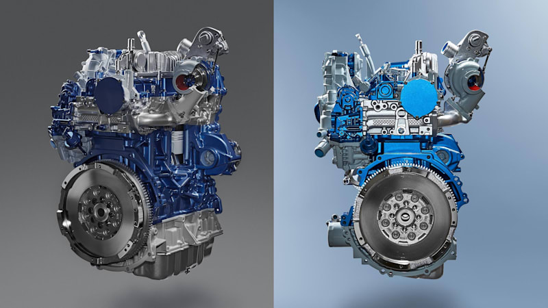 New Ford EcoBlue turbodiesel engine debuts amid diesel woes