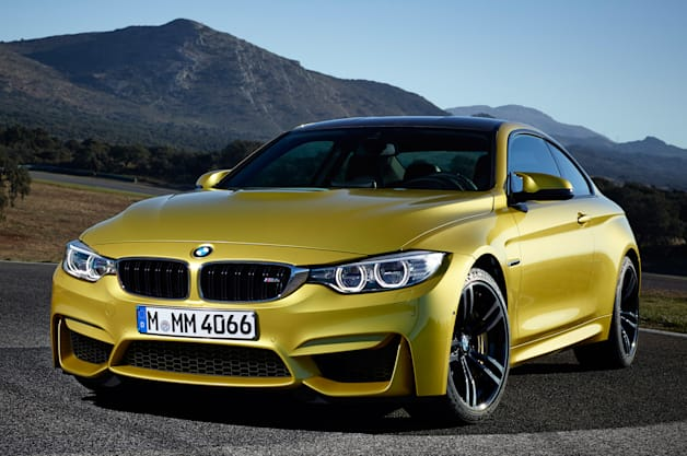 BMW announces the 2015 M3 Sedan and M4 Coupe.