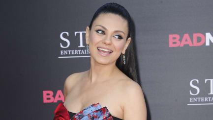 Mila Kunis' Ehering kostete nur 90 Dollar