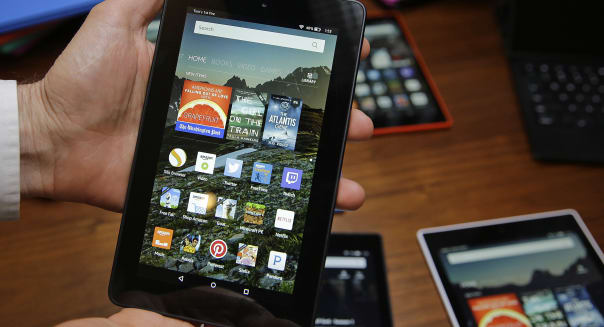 amazon fire $50 tablet review