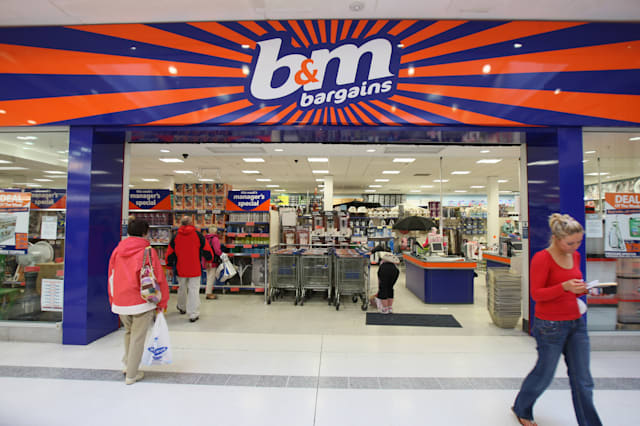 B&M European Value Retail SA (BME) PT Raised to GBX 415