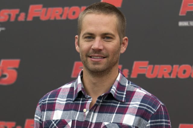 Paul Walker Crash
