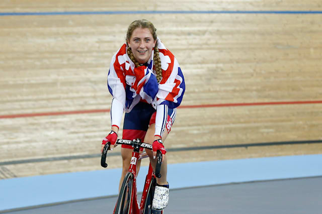 Britain Track Cycling World Championships