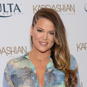 Khloe Kardashian Odom Celebrates The New Kardashian Sun Kissed Line
