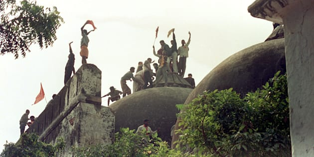 Advani, Bharti and Joshi to be tried in Babri Masjid demolition case