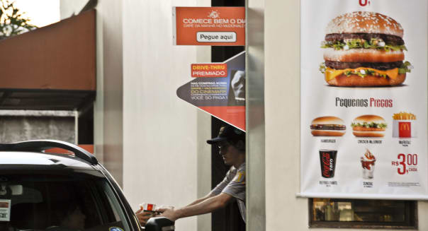 McDonald's Posts 11% Profit Gain, Predicts Food Cost Rise