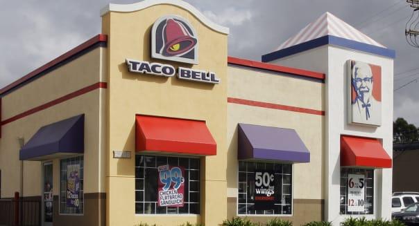 Taco Bell-Menu