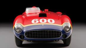 1956 Ferrari 290 MM (ex-Fangio)