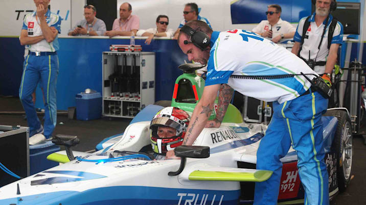 Miami Formula E Trulli Team