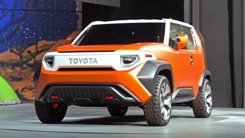 Toyota FT-4X concept is an off-roader for Millennials