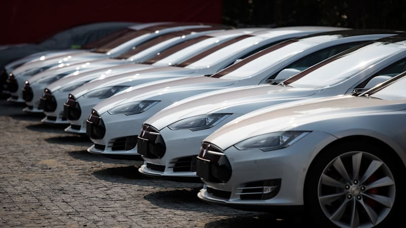 Tesla says other OEMs should just make higher-MPG cars