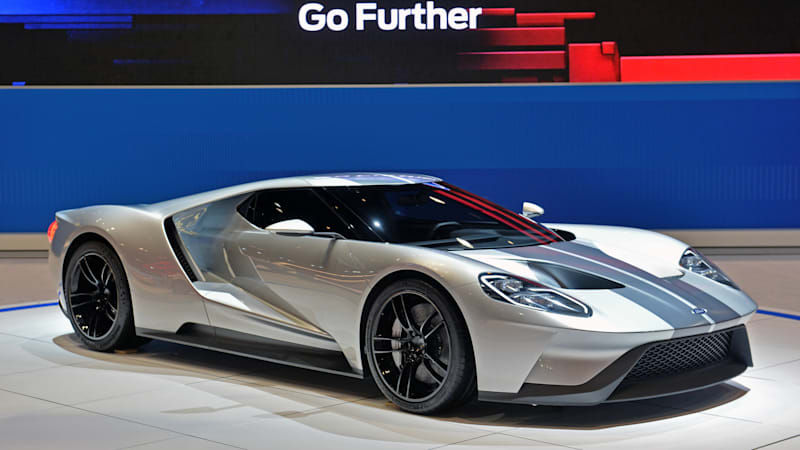 You'll have to apply to purchase a Ford GT