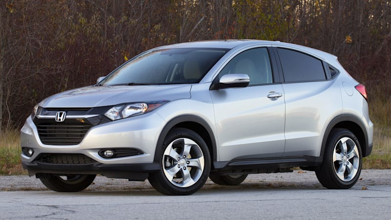 2016 Honda HR-V: Long-Term Introduction