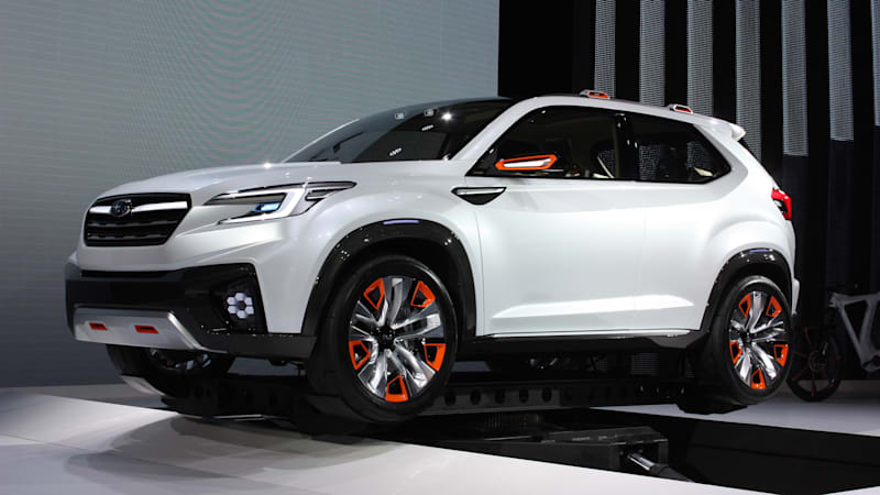 Subaru Advanced Tourer Concept to Debut in Tokyo – News – Car and ...