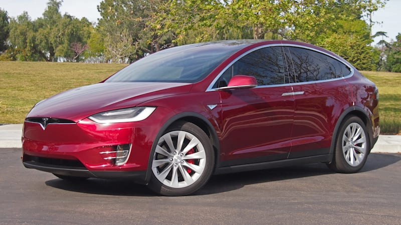 Ford pays $55,000 markup for Tesla Model X