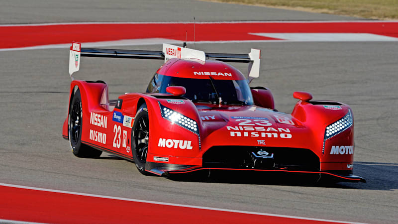 Nissan's Le Mans prototype V6 to power next GT-R