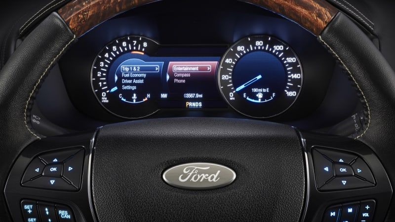 Ford patent seeks to monitor driver health while on the road