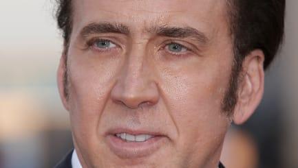 Science-Fiction-Drama mit Nicolas Cage