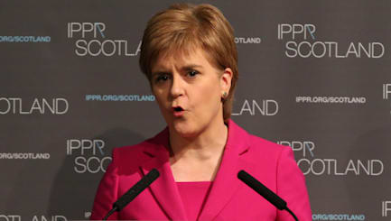 Brexit: Independence may be best for Scotland, Sturgeon