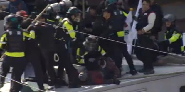 La Cour constitutionnelle confirme la destitution de la Présidente Park Geun-hye