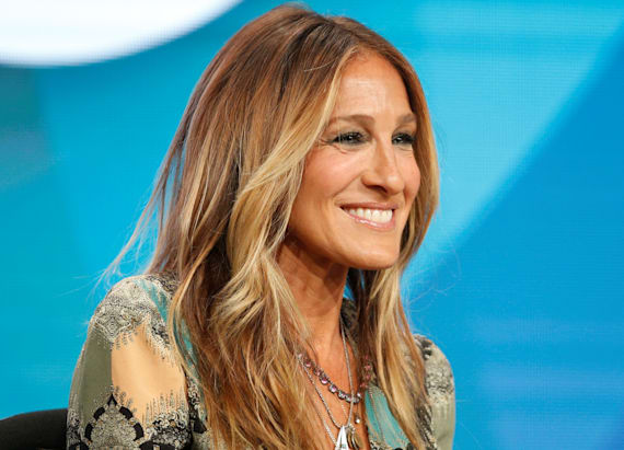Sarah Jessica Parker splits with Mylan