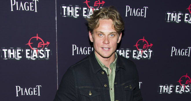 fifty shades of grey screen test Billy Magnussen