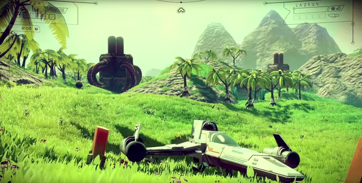 Hello Games says 'No Man's Sky' launches in June
