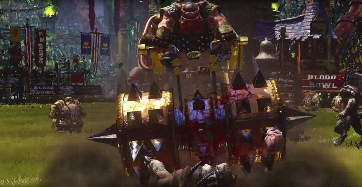 Blood Bowl 2 gets medieval on the football field