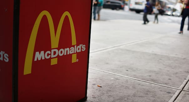 McDonald's removes worker site after fast food flap