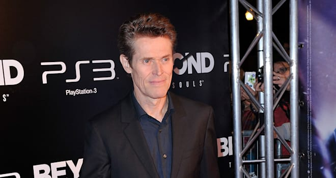 willem dafoe finding dory