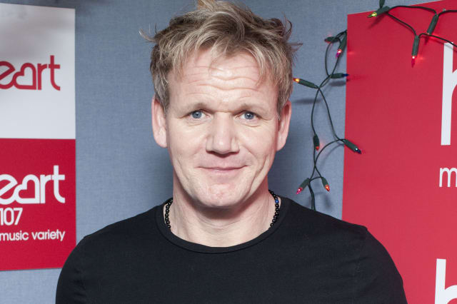 Gordon Ramsay Doesn't Let His Kids Fly in First Class