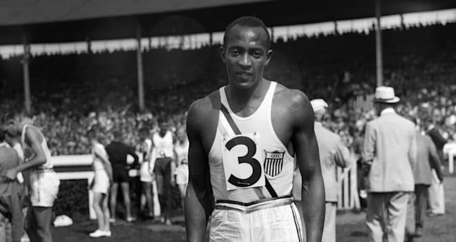 Jesse Owens movie