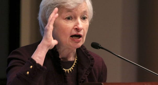 Janet Yellen, Vice Chairwoman of the Board of Governors of the Federal Reserve