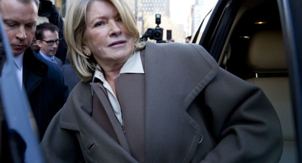 Martha Stewart Testifies In Macy's Exclusivity Suit Against Martha Stewart Living Omnimedia Inc.