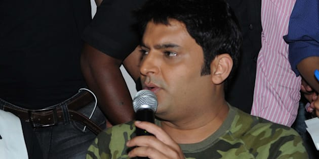 Shiv Sena Hits Back At Kapil Sharma's Corruption Allegations, Says He Should Know BMC Is Not A Stage Of Comedy