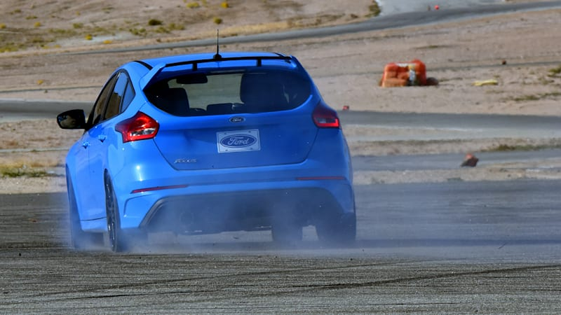 Ford engineer reveals the Focus RS drift mode wasn't planned